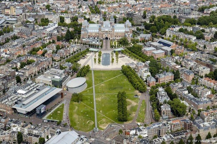 ArtExpo Amsterdam Museumplein